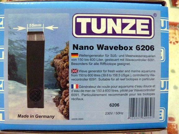Nano Wavebox